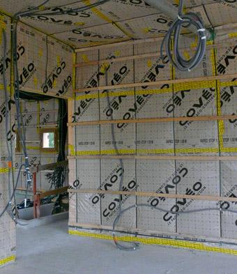 l isolation thermique le choix de la ouate de cellulose gilles cornevin achitecture. Black Bedroom Furniture Sets. Home Design Ideas
